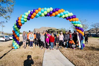 Santa Rita Ranch - January 2019 5K Run + Tree Planting Demo