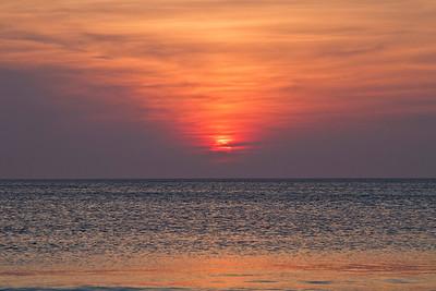 Nantasket Sunrises - June 2013