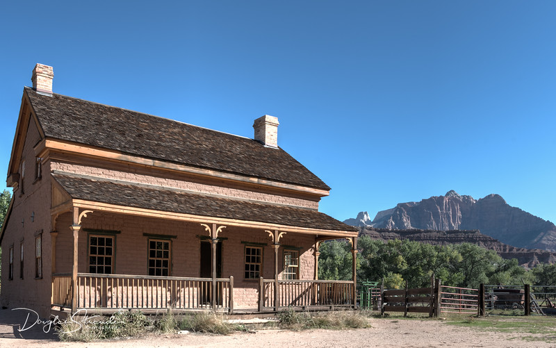 Ghost Town: Grafton, Utah