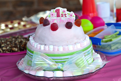 Odella's 1st birthday