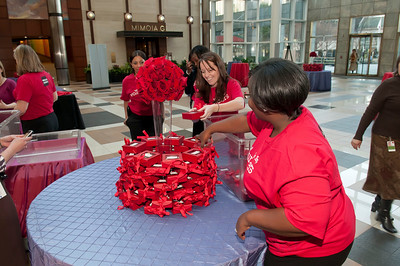 Wells Fargo's Live & Give From Your Heart Valetines Day Event 2-14-11 by Jon Strayhorn