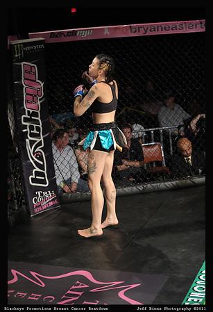 Ashley Greenway VS Danaea Makemson