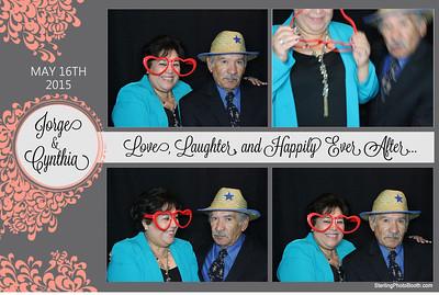 Jorge & Cynthia's Wedding