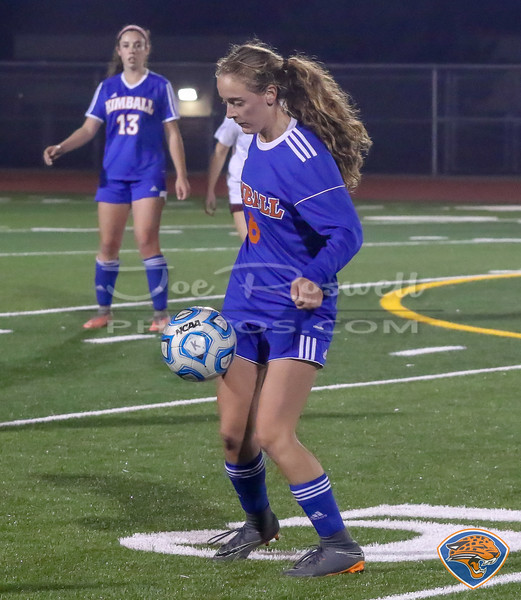 2018 - Kimball vs. Liberty - Varsity Girls Soccer