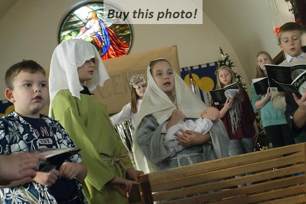 Trinity Lutheran Brooten Christmas program