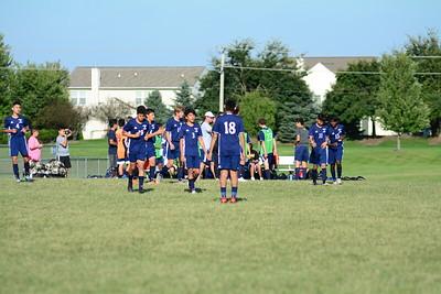 OE JV Boys  Soccer Vs Joliet West