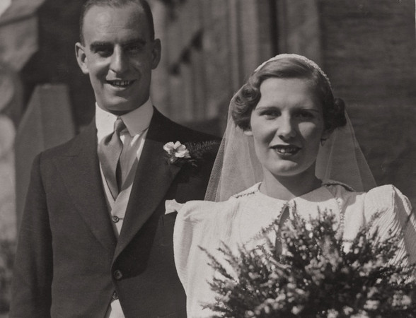 Yorkshire wedding 1937
