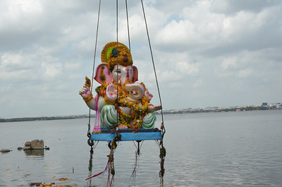 Ganesh Chaturthi 2011 - Hyderabad - Part 1