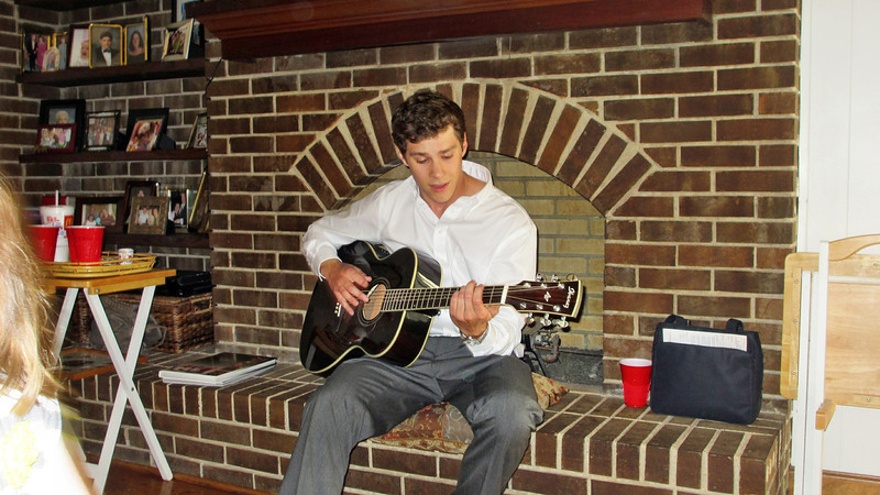 May 2013 - Corey Bradley Graduation Party