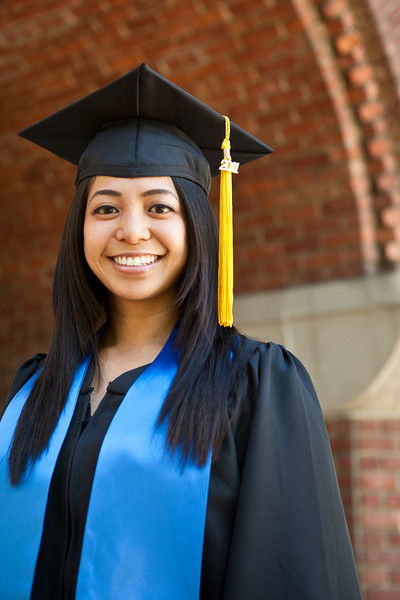 Rachel's Graduation Pictures