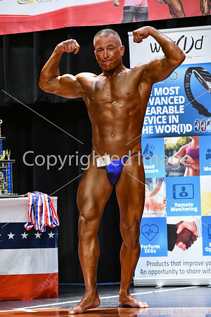 Novice Men's Bodybuilding Prejudging