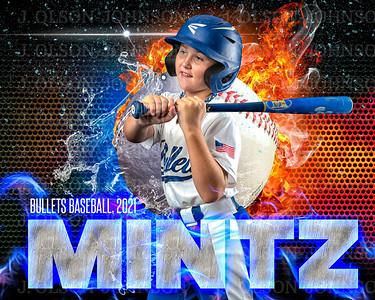 2021 MINTZ SUMMER BASEBALL