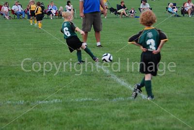 Princeton Youth Soccer Sept. 22, 2008