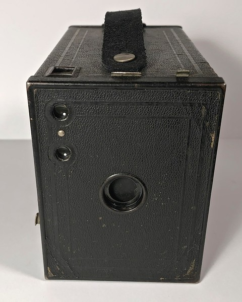 Kodak No. 2 Box Brownie Model F ~ 1930