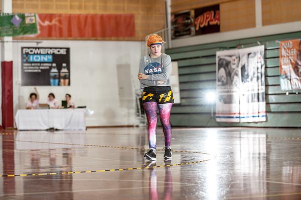 KFI 2 - Sun State Roller Girls vs. Crime City Rollergirls