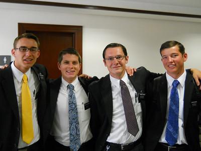 2013 04 01 RILEY MISSIONARY PICS