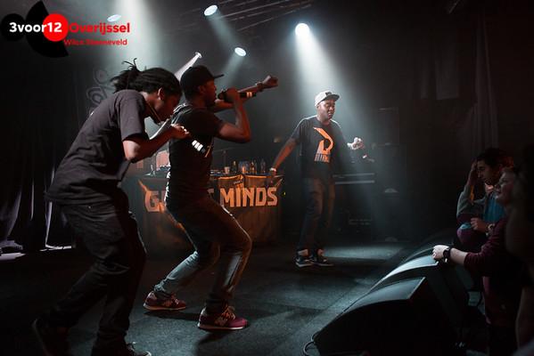 29-11-2013 Brandwerk @ Hedon Zwolle (on tour)