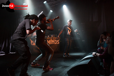 29-11-2013 Brandwerk @ Hedon Zwolle (on tour)