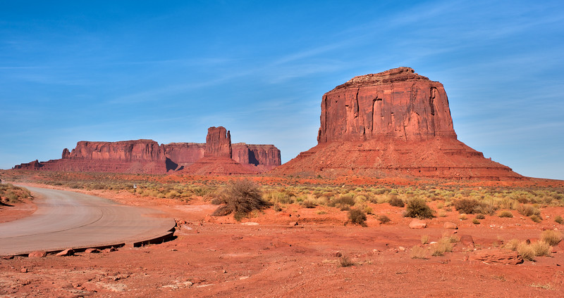 speed road.. #monumentvalley