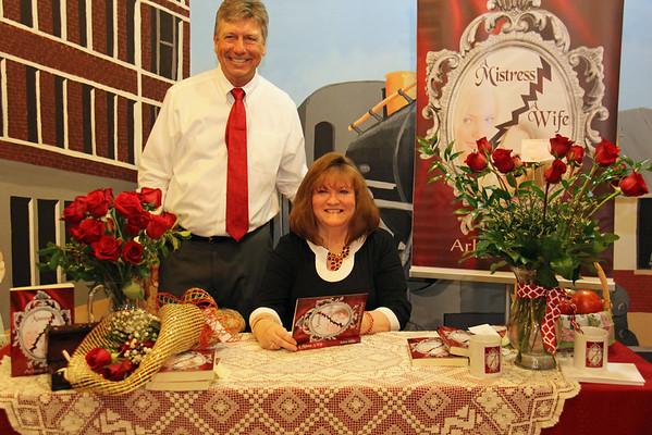 Arline Miller Book Signing 07.16.15