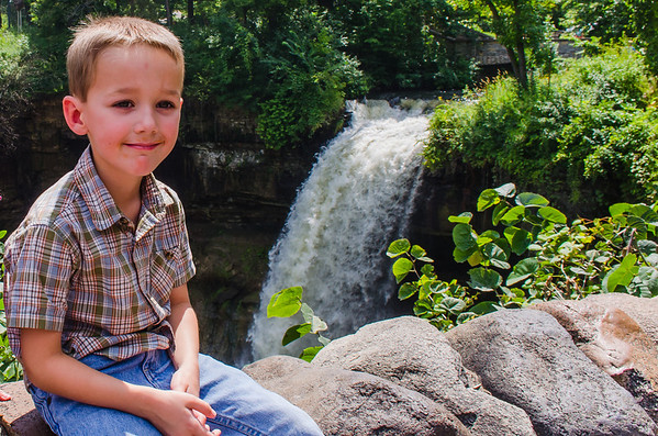 Minneapolis - Minnehaha Falls 2013