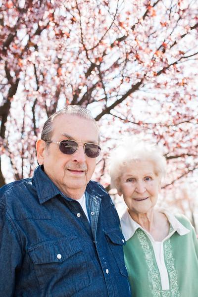 Ed & Phyllis 60th Anniversary