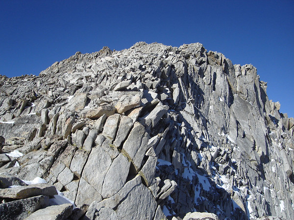 MOUNT CONNESS: OCTOBER 26, 2007