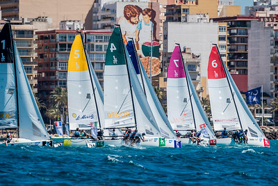 SAILING Champions League Qualifier 1 Palma de Mallorca 2019