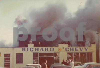 Freeport General Alarm Merrick Rd 1972
