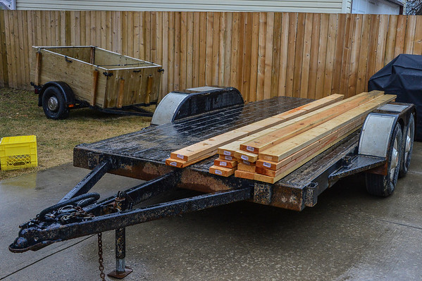 5-20-14 Flat Deck Trailer