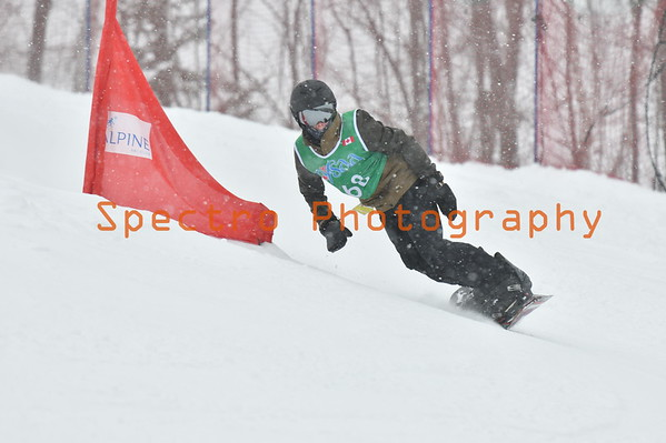 OFSAA Snowboarding Festival 2020 - Boys 2nd Run