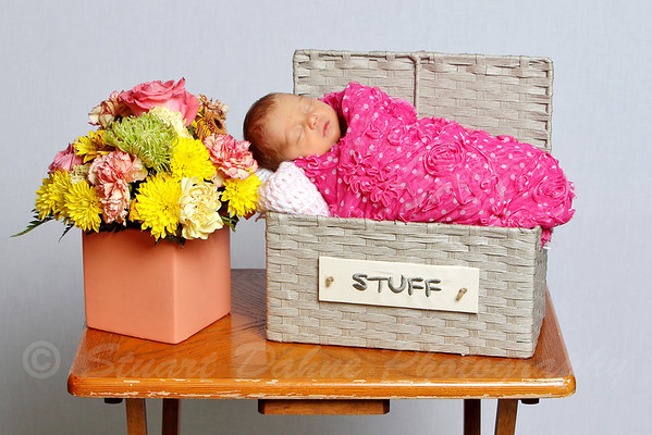 Adeilia Riley Simmons, Born 5-30-13