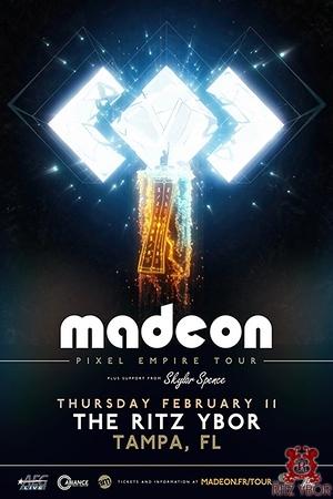 Madeon: Pixel Empire Tour
