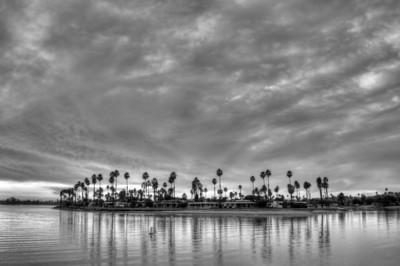 Mission Bay, San Diego, January 2013
