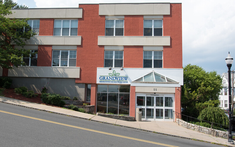 07/16/18  Wesley Bunnell | Staff  Grandview Rehabilitation & Healthcare on Grand St in New Britain.