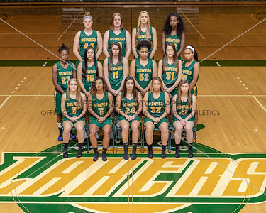 Women's Basketball Headshots 2018-19