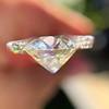 3.56ct Antique Cushion Cut Diamond 2