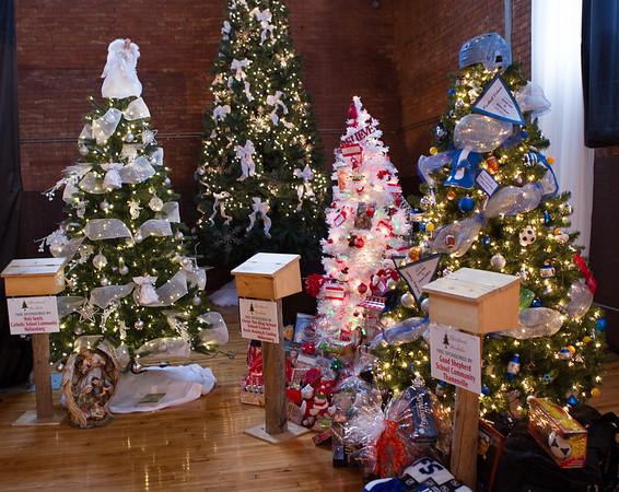 Christmas in Muskoka 2012