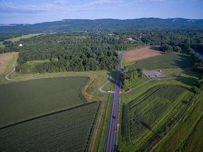 OSI River to Ridge Drone photos