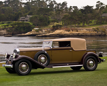 Tom Williams' 1931 Pierce Arrow