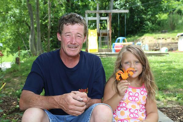 Pittsburgh Family Visit-7-3-2013