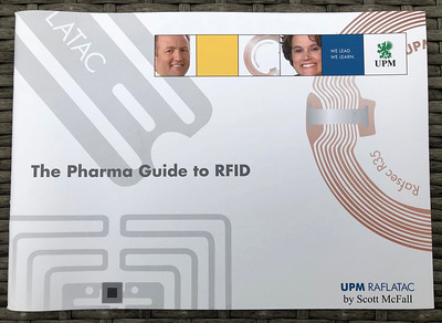 2019 04 UPM Raflatac RFID Pharma Guide Book