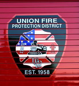 Union Fire - Training  Nov 15, 2015