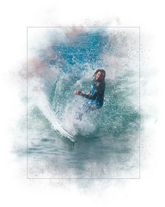 Surf Art 7947
