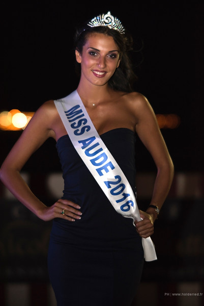 Miss Aude 2016