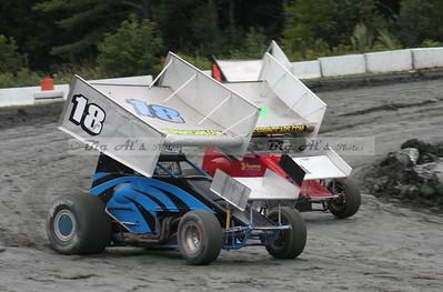 Bear Ridge Speedway 08/29/09