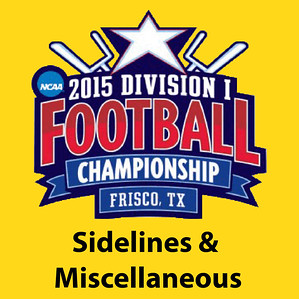 Sidelines & Miscellaneous