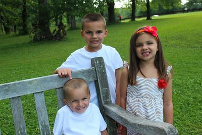 Tommy, Allie, Mason, & Hennasey ;)