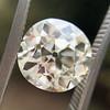 3.46ct Old European Cut Diamond GIA M, VS1 24