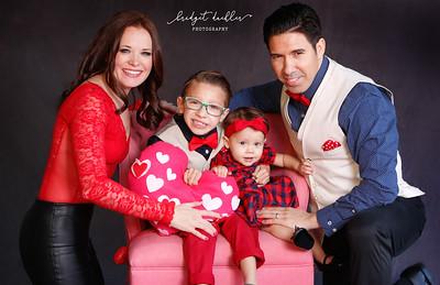Valentine's Family Shoot